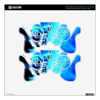 Arte 14i del flamenco mando PS3 skin