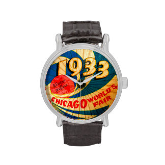 Arte 1933 de publicidad de Chicago de la feria de