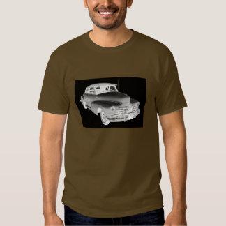 Arte 1948 del coche antiguo de Chevrolet Polera