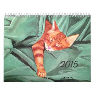 Arte 2015 por el calendario de TaraAubrey