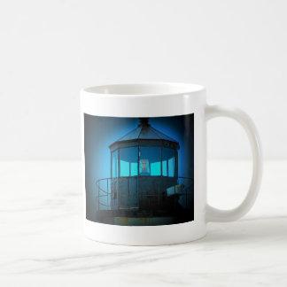Arte 21 del faro taza de café