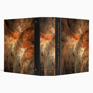 """Arte 2,8"""" del fractal de las riquezas del otoño"""