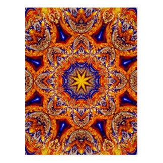 Arte 2 del fractal postales