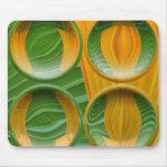 Arte 3 Mousepad de la palma