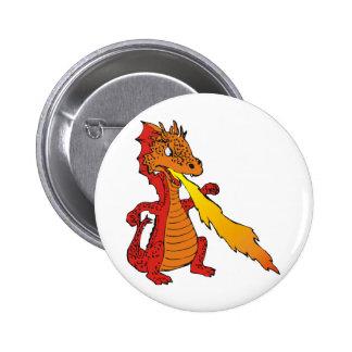 Arte 43 del dragón pins