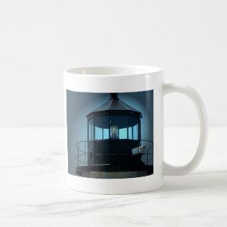 Arte 4 del faro tazas de café