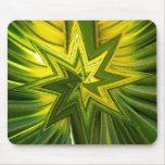 Arte 4 Mousepad de la palma