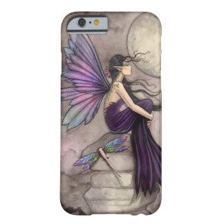 Arte a la deriva de la fantasía de la hada y de la funda barely there iPhone 6