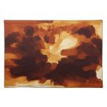 Arte abstracto abstracto 19 de la pintura el | manteles