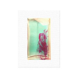 Arte abstracto asombroso impresiones en lona estiradas