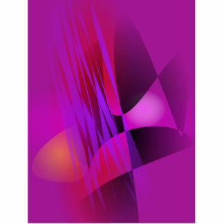 Arte abstracto brumoso simple de la balanza