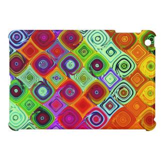 Arte abstracto colorido del mosaico