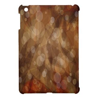 Arte abstracto de Brown iPad Mini Carcasas