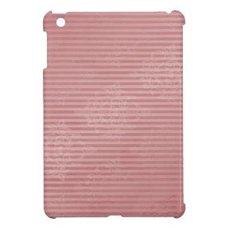 Arte abstracto de color de malva iPad mini coberturas