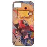 Arte abstracto de Kandinsky iPhone 5 Case-Mate Protector