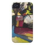Arte abstracto de Kandinsky Case-Mate iPhone 4 Protectores