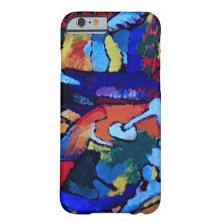 Arte abstracto de Kandinsky Funda De iPhone 6 Slim