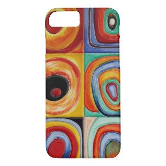 Arte abstracto de Kandinsky Funda iPhone 7