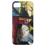 Arte abstracto de Kandinsky iPhone 5 Cárcasas