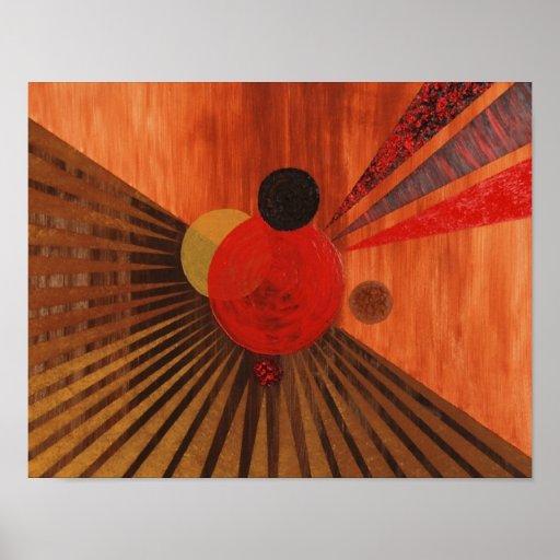 Arte abstracto de Kandinsky Impresiones