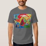 Arte abstracto de Kandinsky Playera