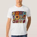 Arte abstracto de Kandinsky Playeras