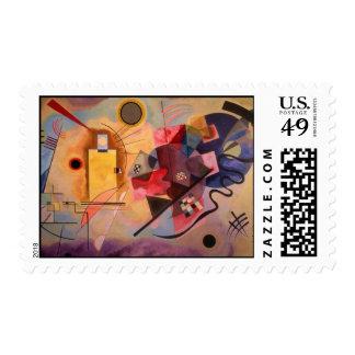 Arte abstracto de Kandinsky Sello
