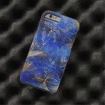 Arte abstracto de la acuarela de los cuentos de funda de iPhone 6 tough