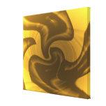 Arte abstracto de la pared impresiones en lona