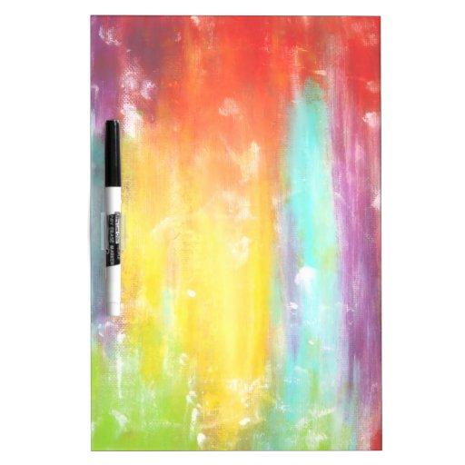 Arte abstracto de los colores verdaderos pizarras