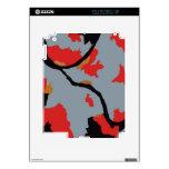 Arte abstracto de Pittsburgh Skin Para El iPad 2