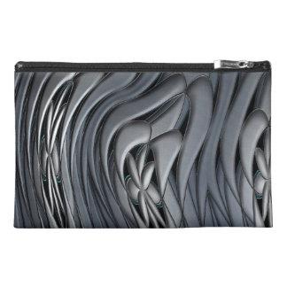 Arte abstracto de plata líquido