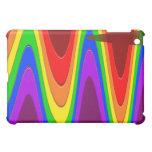 Arte abstracto del arco iris