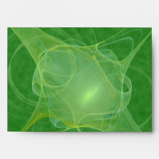 Arte abstracto del Ectoplasm Sobres