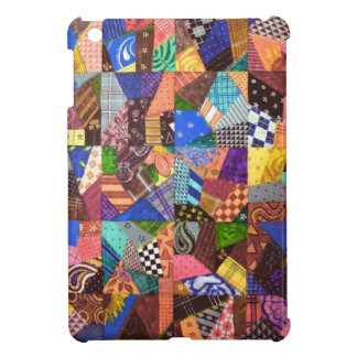 Arte abstracto del edredón de remiendo del edredón iPad mini coberturas