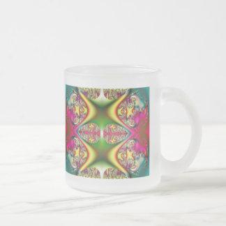 arte abstracto del fractal (15) tazas de café