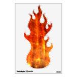 arte abstracto del fuego del otoño