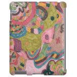 """Arte abstracto del """"humor rosado"""""""
