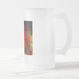 Arte abstracto del jello de Valxart Taza De Café