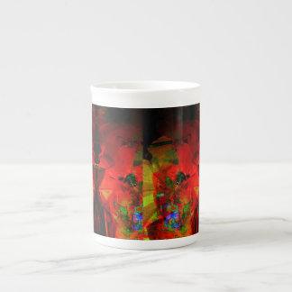 Arte abstracto del jello de Valxart Tazas De Porcelana
