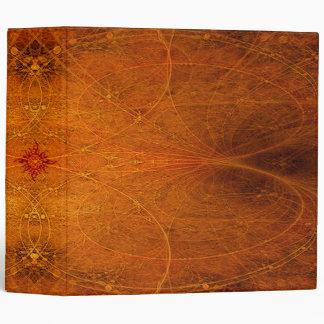 Arte abstracto del saludo de Suryasta Sun