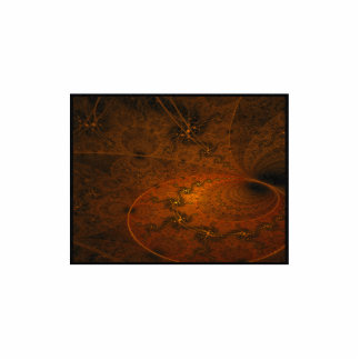 Arte abstracto del saludo de Suryasta Sun Chapa Fotoescultura