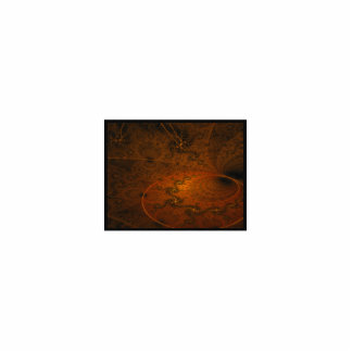 Arte abstracto del saludo de Suryasta Sun Adorno Fotoescultura