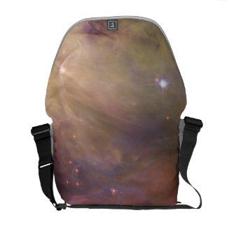 Arte abstracto encontrado en la nebulosa de Orión Bolsas De Mensajería