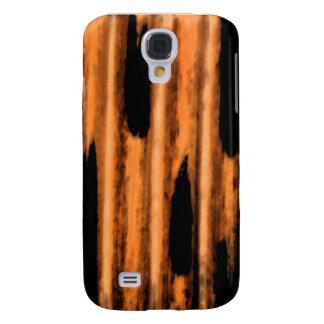 Arte abstracto fresco Pern 3gs Funda Para Galaxy S4