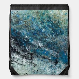 Arte abstracto - ingravidez mochila