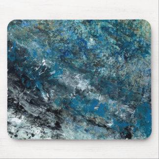 Arte abstracto - ingravidez tapetes de ratón