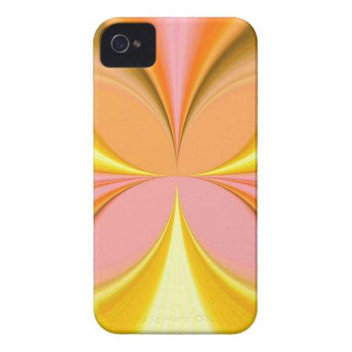 ARTE ABSTRACTO iPhone 4 Case-Mate CÁRCASAS