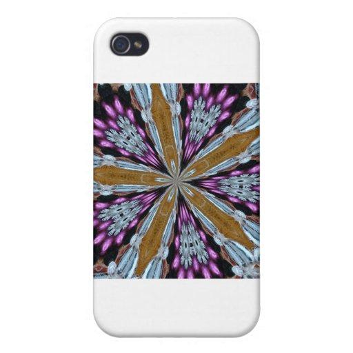 ARTE ABSTRACTO iPhone 4 FUNDAS