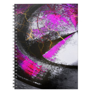 Arte abstracto libretas